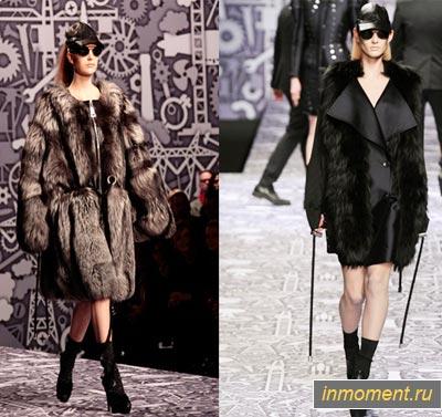Мода зима 2010-2011