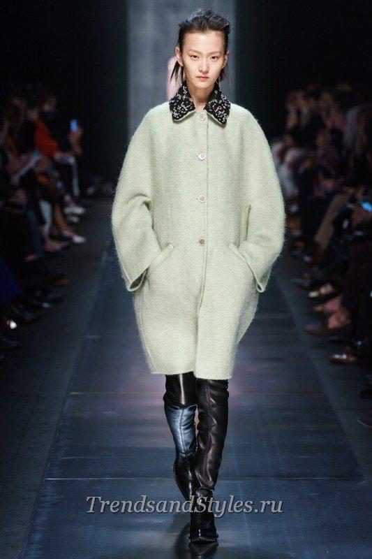 модное кашемировое пальто 2020 женское