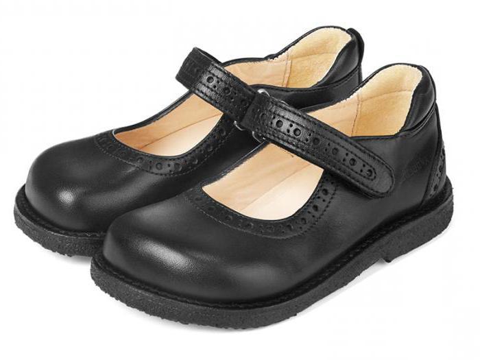 модные туфли для девочки