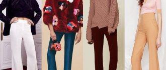 Модные женские брюки осень-зима 2016-2017 (11)