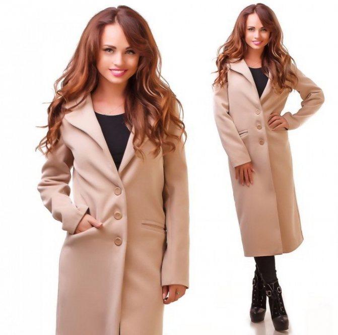 Модные женские кашемировые пальто осень-зима 2019-2020