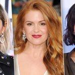 Модный цвет волос: фото 10 самых стильных звезд