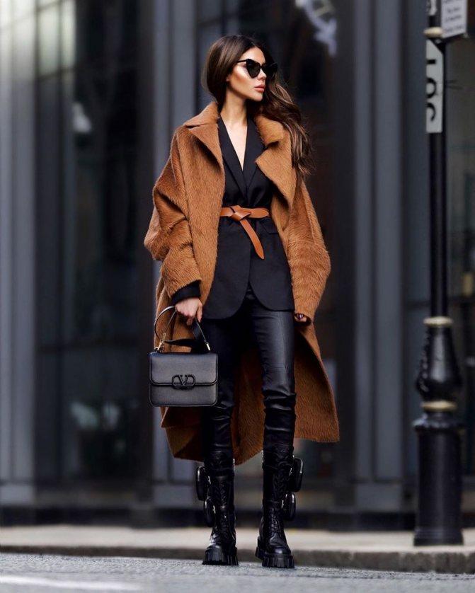 Модный гид по трендам на женские пальто 2020-2021