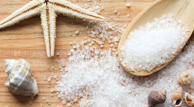 Морская соль: факты и мифы   Публикации   Вокруг Света