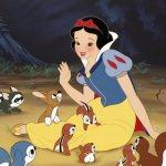 Мульфильм «Белоснежка и семь гномов», 1937 г. Кадр: Walt Disney Productions