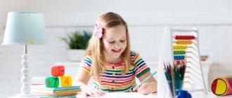 Нейропсихология: плохой почерк у ребенка – причины