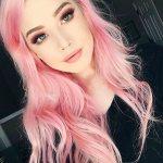 Нежно-розовый цвет волос: модные тенденции, техника окрашивания, фото