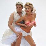 Николай Басков с девушкой