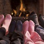 Ноги потеют и мёрзнут