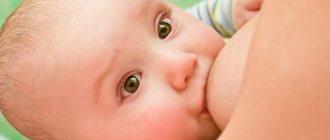 новорожденного мучает жажда