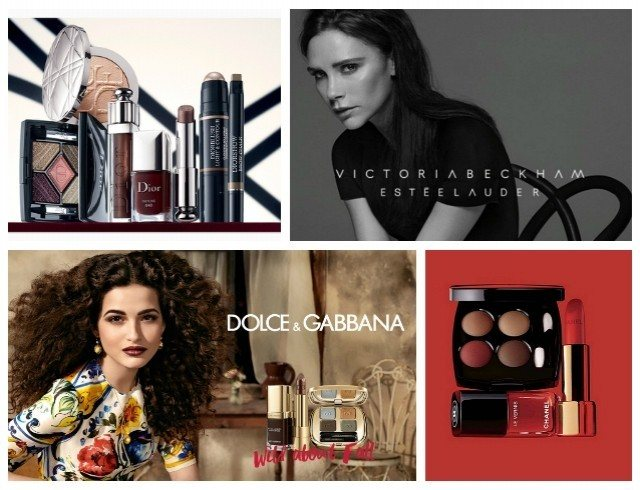 Обзор новых коллекций макияжа осень 2016