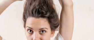 освежить волосы без мытья головы горчицей
