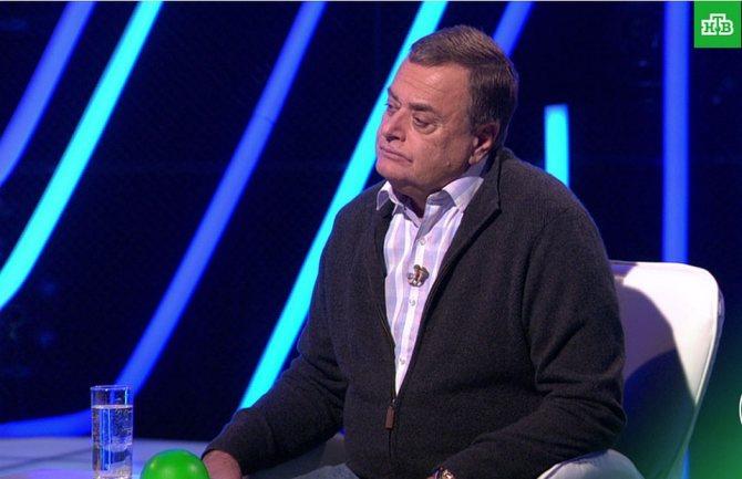 Отец покойной певицы Жанны Фриске стал гостем программы Леры Кудрявцевой «Секрет на миллион». Фото: кадр видео.