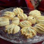 Печенье «Хризантема» - 5 рецептов, как приготовить песочное печенье из детства