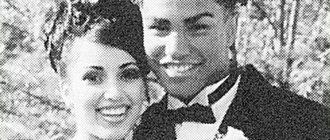 Первым мужчиной Ким Кардашьян стал Тито Джо Джексон — племянник Майкла Джексона. Фото: кадр YouTube.