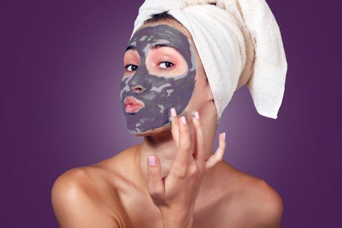 Полезная маска с витамином E