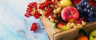 Постарайтесь полюбить свежие овощи и фрукты
