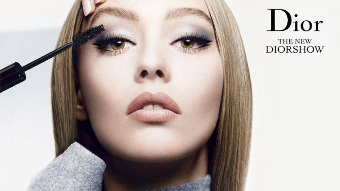 Правильный макияж глаз, Dior