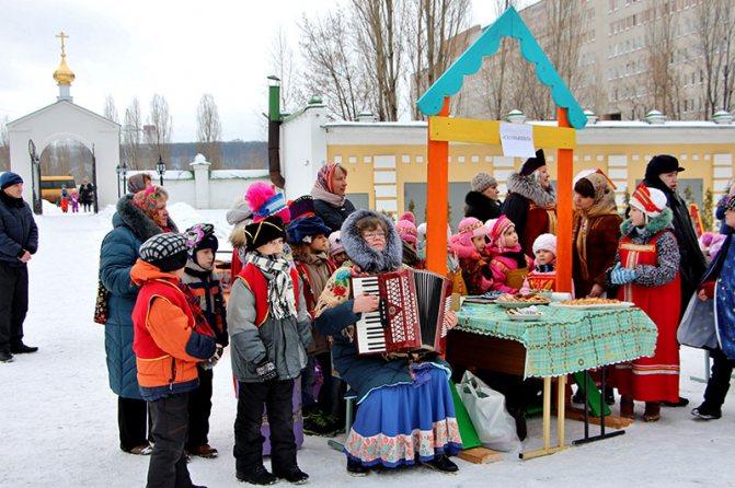 Православный (церковный) календарь праздников в январе 2020 года