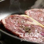 Представляем мясо по-новому: учимся готовить ромштекс из говядины
