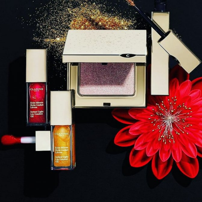 Prete-a-Briller Makeup Collection от Clarins