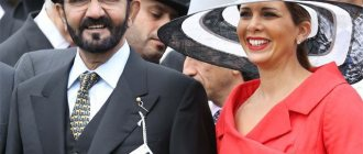 Принцесса Хайя, жена шейха Мохаммеда бин Рашида, сбежала от супруга c детьми.