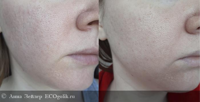 Про крем для лица выравнивающий цвет SIBERINA - отзыв Экоблогера Анна Зейлер