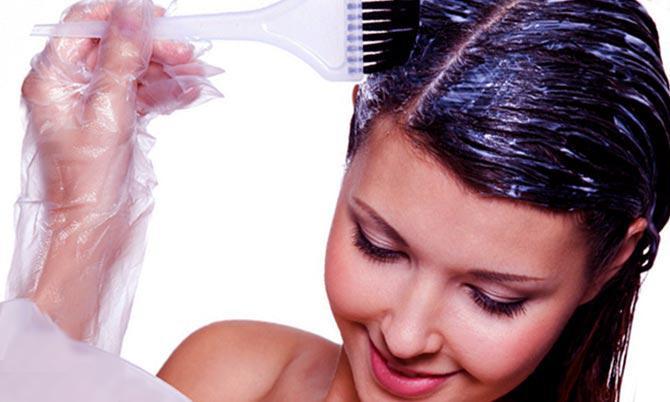 Процедуры лечения секущихся волос.