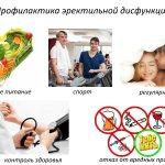 Профилактика эректильной дисфункции