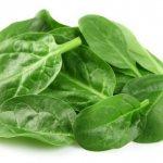 Простые рецепты приготовления салата из свежего шпината.