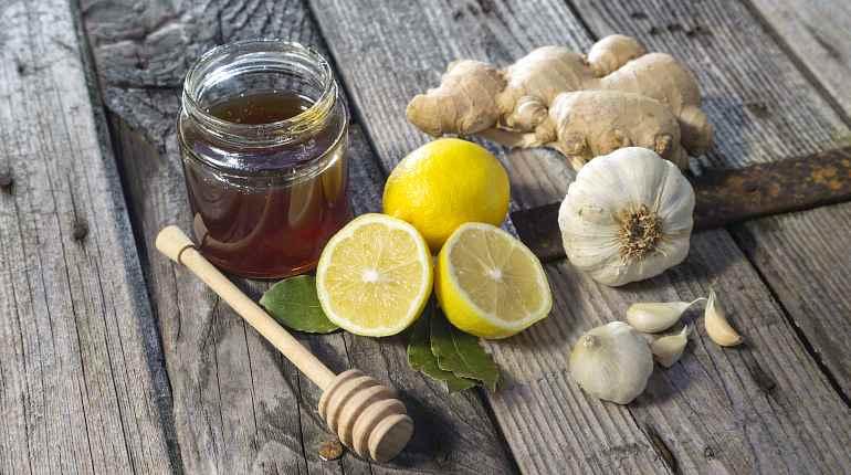 Рецепты отваров из лимона