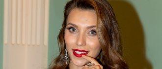 Регина Тодоренко на премии «Женщина года» журнала Glamour в 2019 году