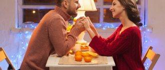 романтические идеи для свидания