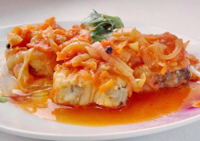 Рыба под маринадом: классический рецепт и вариации