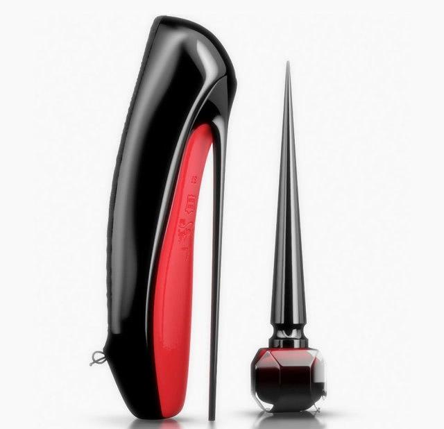 Самый лучший красный лак для ногтей: Rouge Louboutin от Christian Louboutin, обзор и свотчи