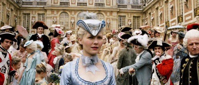 сцена из фильма Мария-Антуанетта (2006)