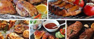 Секреты приготовления блюд на мангале