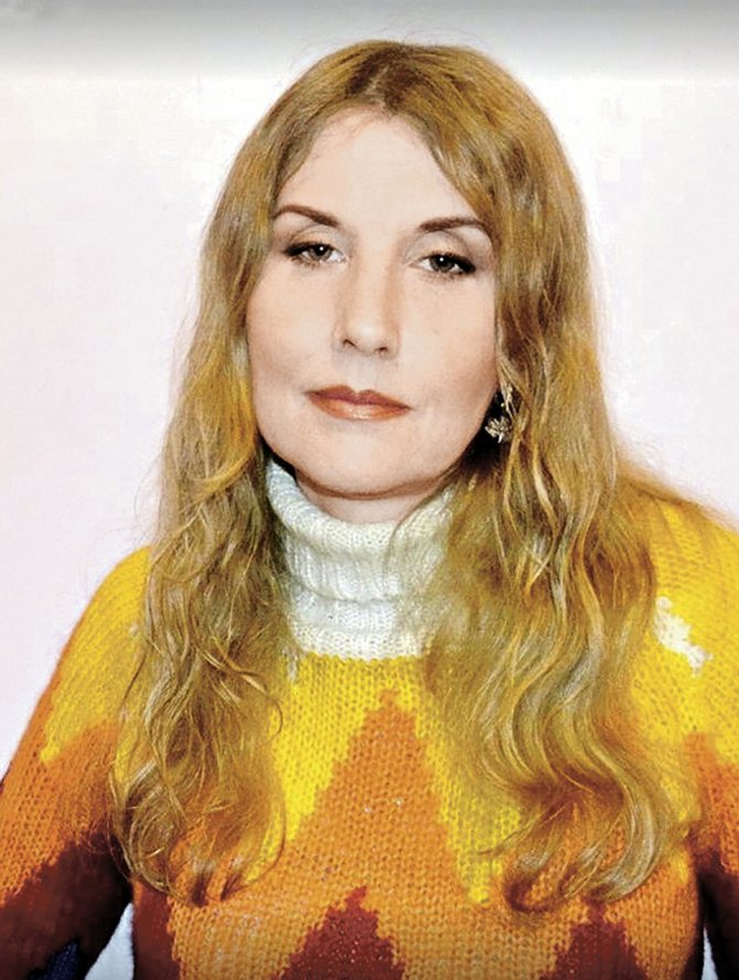 Семейный психолог Татьяна Семенко. Фото: facebook.com