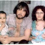 Семья и дети Андрея Чадова фото