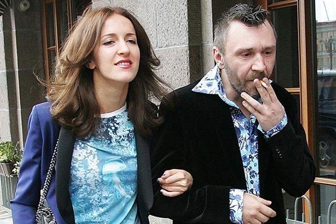 Сергей Шнуров и Матильда