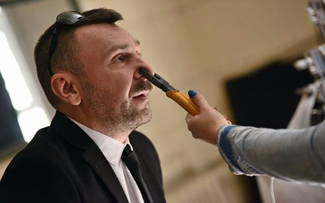 Сергей Шнуров в фильме