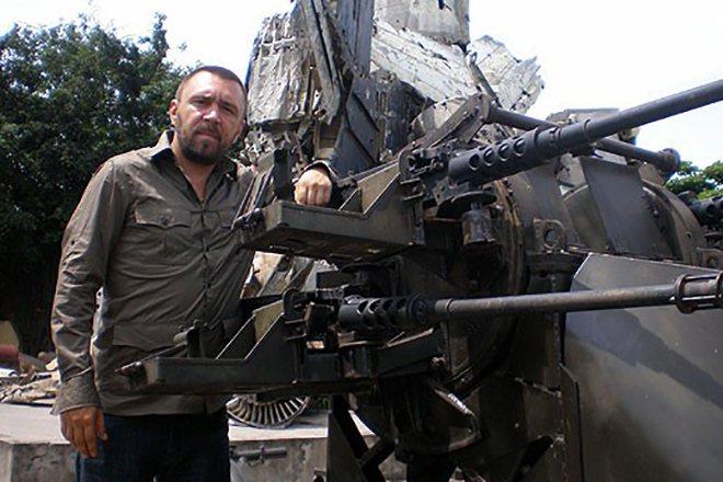 Сергей Шнуров в программе «Окопная жизнь»