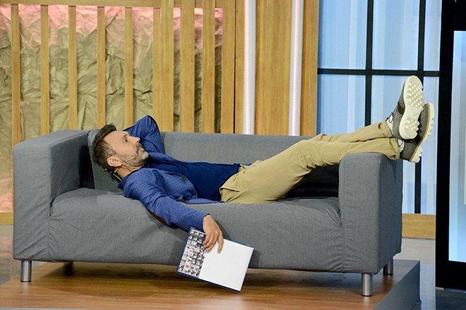 Сергей Шнуров в шоу «Про любовь»