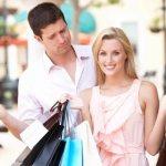 шопинг с женой