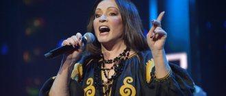 София Ротару на сцене музыкального фестиваля «Легенды Ретро FM»