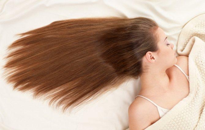 Сонник парень с длинными волосами