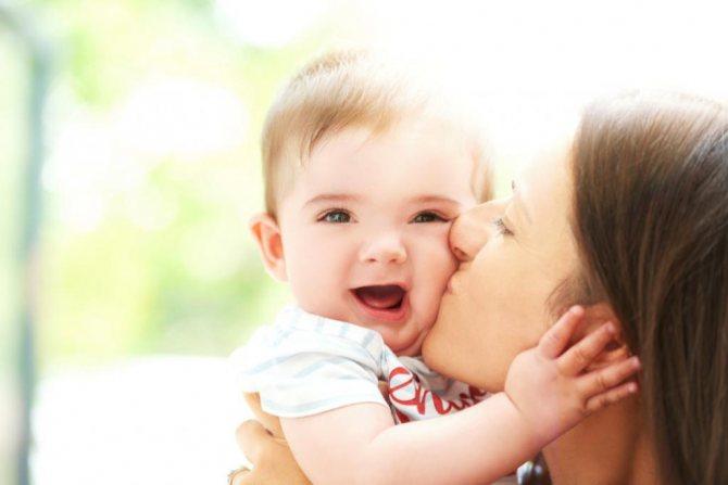 Созвучность имен родителей и ребенка