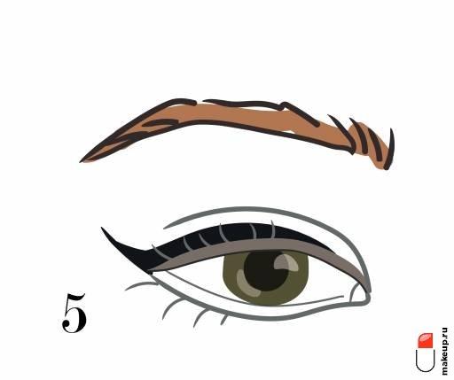 стрелки кошачий глаз