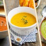 Супы-пюре для диеты