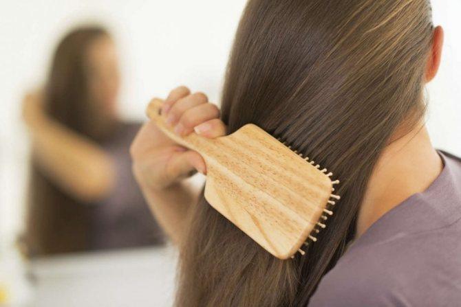 Своевременная профилактика для красивых волос